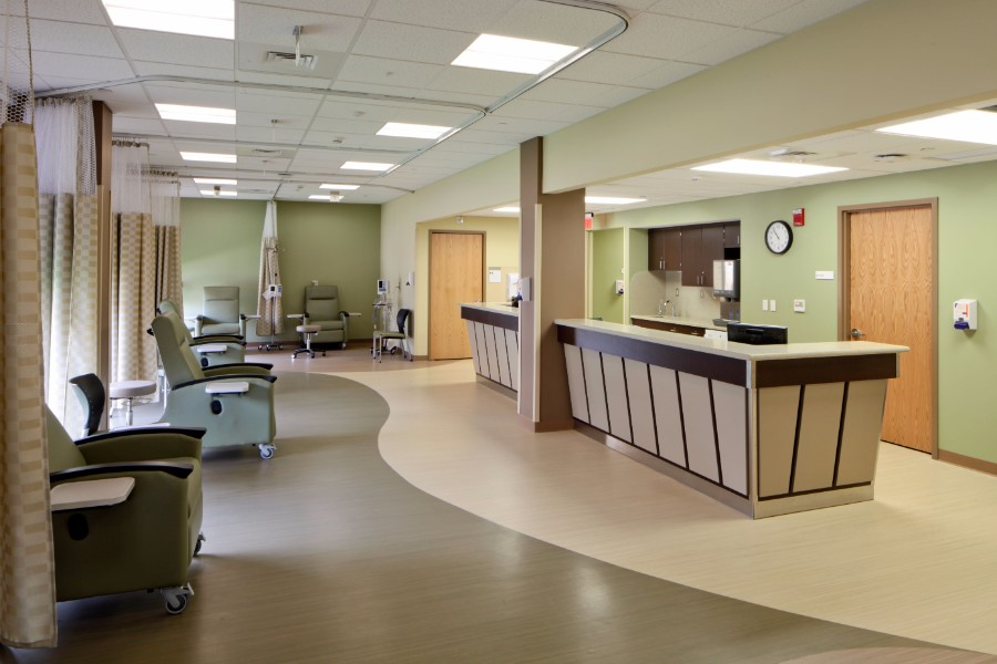 Ambulatory Infusion Suite