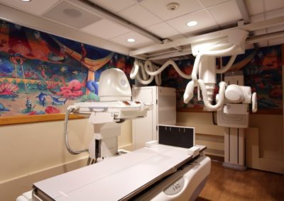 Pediatric Imaging Renovation